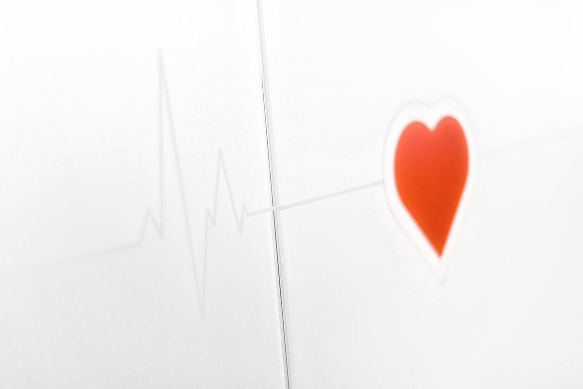 Trennwand Herzschlag