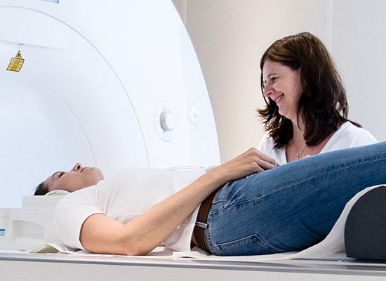 Kernspintomographie – MRT